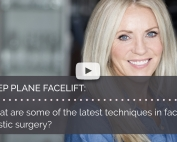 What are some of the latest techniques in facial plastic surgery british face clinic mrinal supriya london