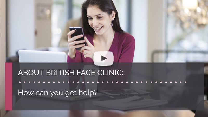 How do you get help british face clinic mrinal supriya london