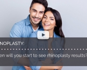 When will you start to see rhinoplasty results british face clinic london mrinal supriya