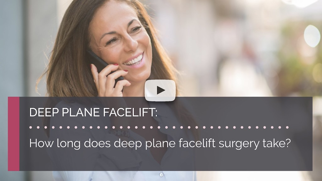 How long does deep plane facelift surgery take british face clinic mrinal supriya london