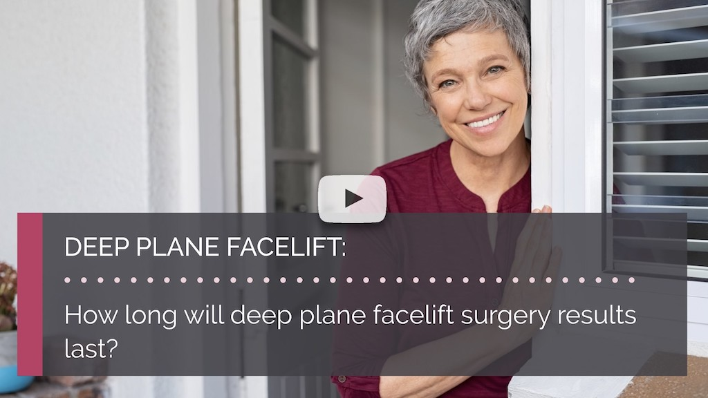 How long will deep plane facelift surgery results last british face clinic london mrinal supriya